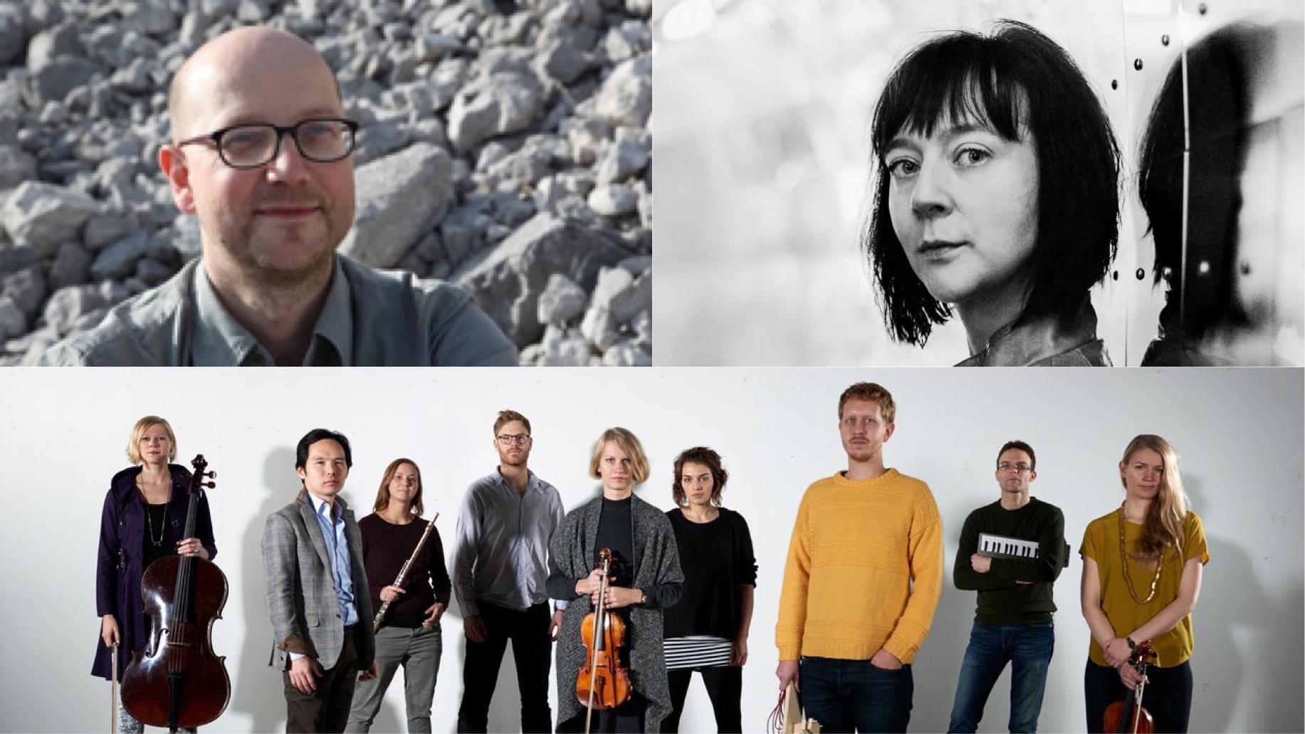 Invited to the Academy 2019 | Antagna till kompositionsakademin